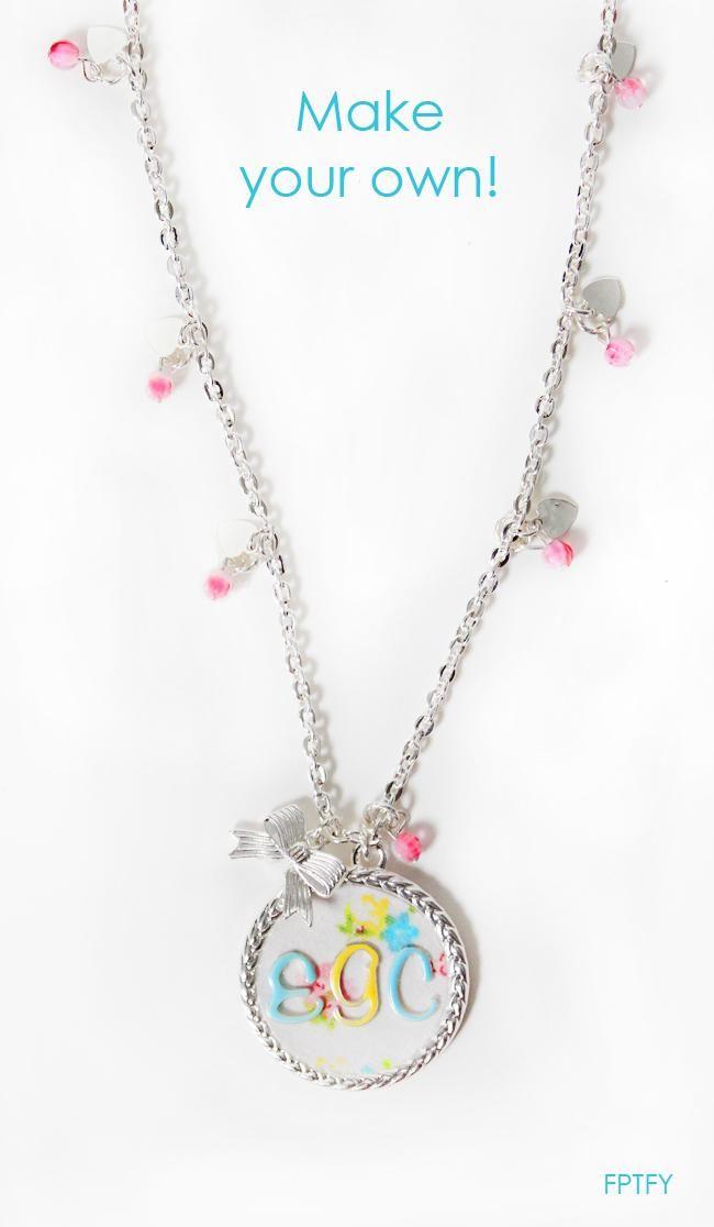 DIY Necklace : DIY Martha Stewart Jewelry   DIY Necklace   Pinterest
