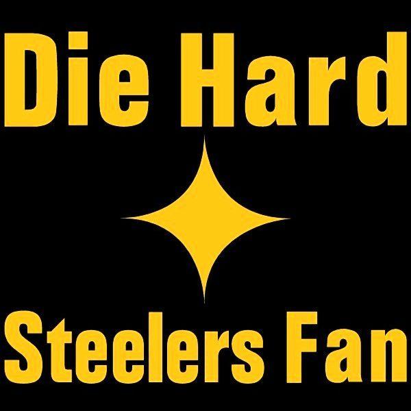 bfd23e0ff Yellow Pittsburgh Steelers Logo Decal Window Sticker