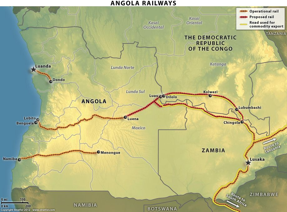 Benguela Railway from Lobito Angola to border Google Search