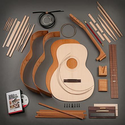 Pin By Lanfeust Biskupski On Guitar Stuff Acoustic Guitar Kits Guitar Kits Taylor Guitars Acoustic