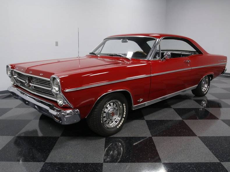 1966 Ford Fairlane 500 With Images Fairlane 500 Ford Fairlane