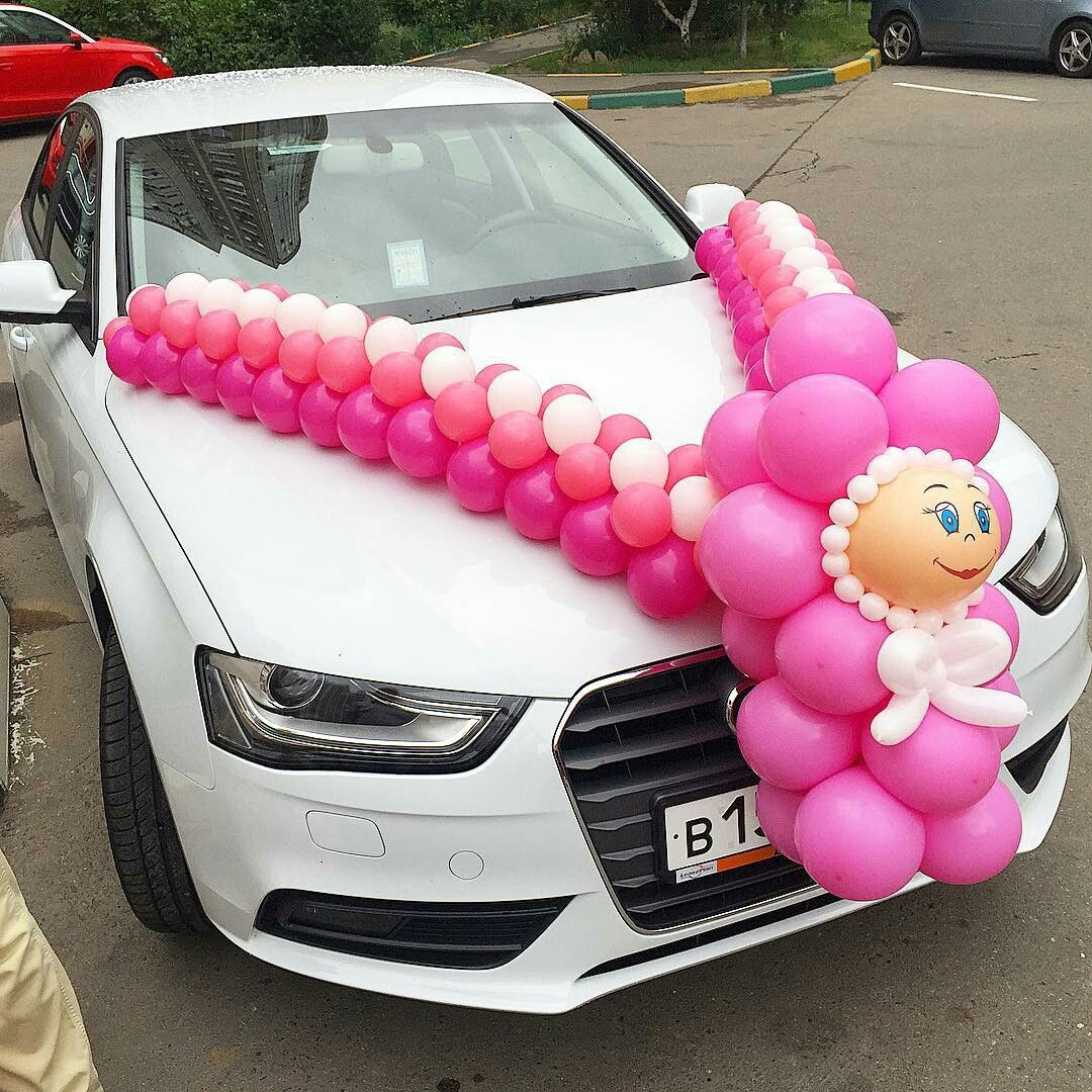 Do something like this for bday or wedding | Balloon Decorating ...