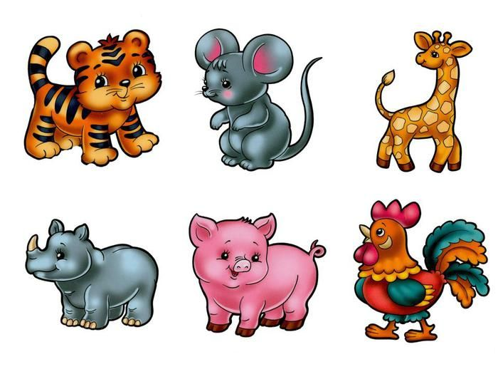 основной картинки про животных распечатать цветные здесь можно