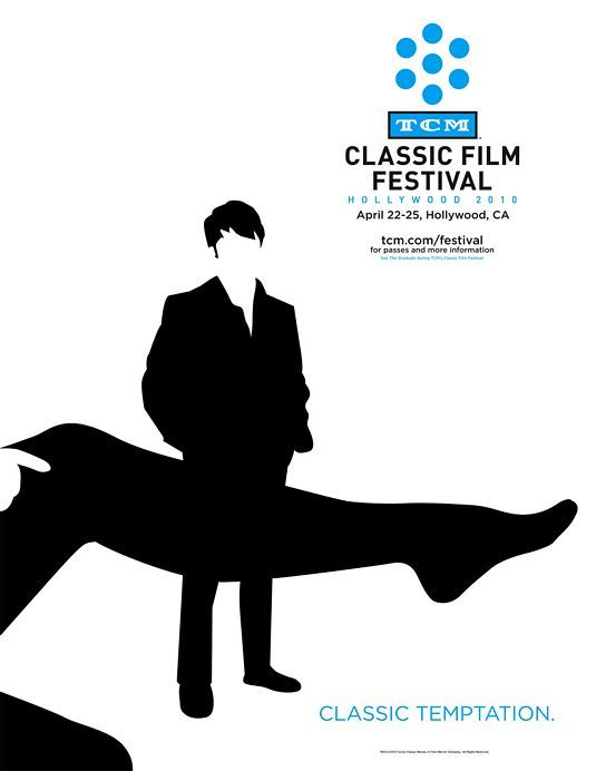 Tcm Classic Film Festival Poster Click To View Extra Large Image The Graduate Movie Film Festival Poster Classic Films