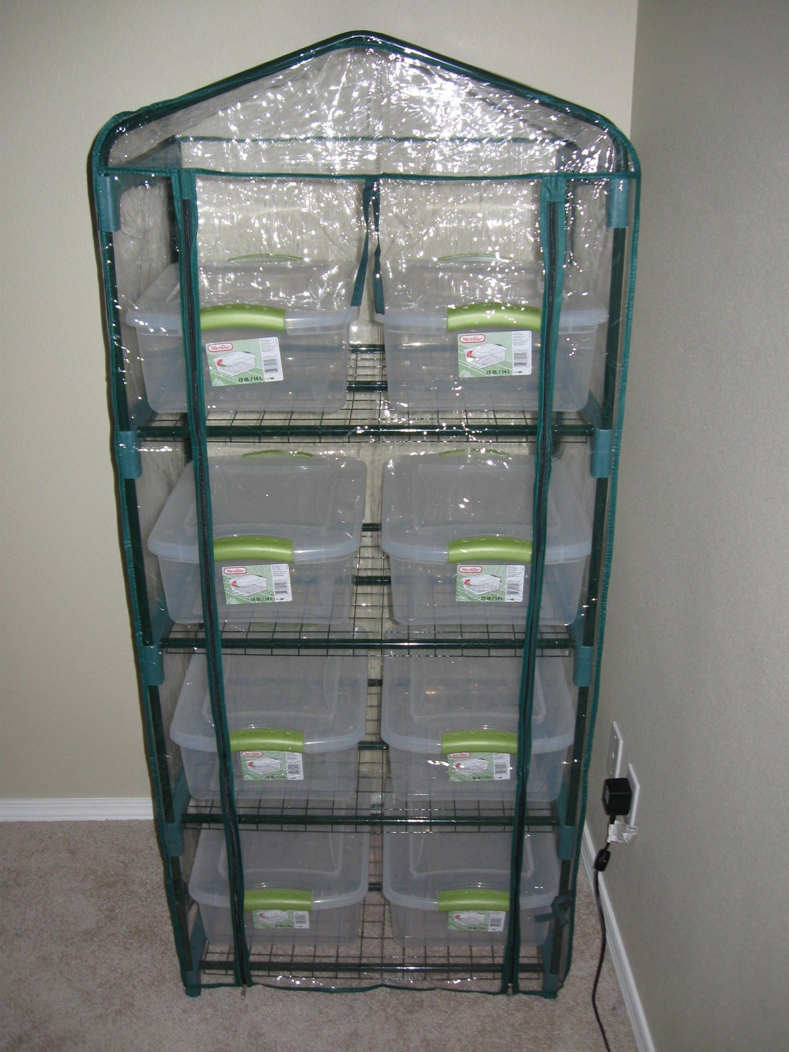 Martha Grow Tent for Mushrooms | Growing Tents | Pinterest ...