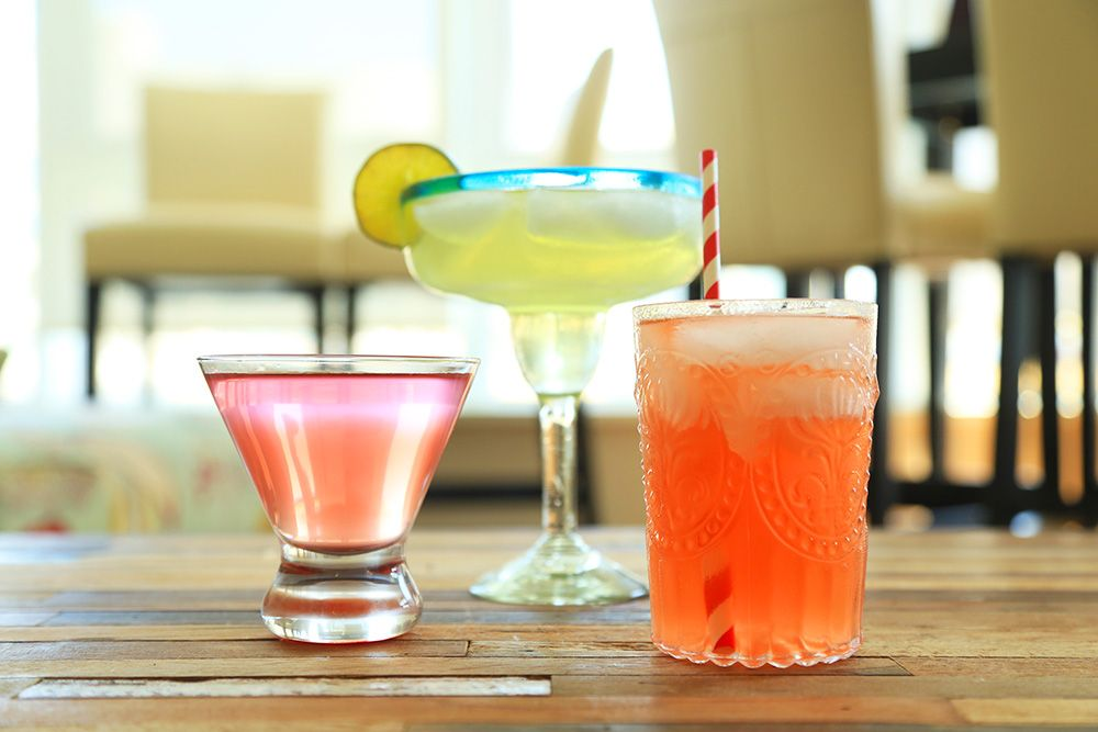 R.S.V.P.'s zero-calorie, sugar-free cocktail mixers are just the ticket after an indulgent weekend.
