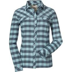 Photo of Schöffel ladies shirt blouse Stralsund 4 long sleeve, size 48 in blue SchöffelSchöffel