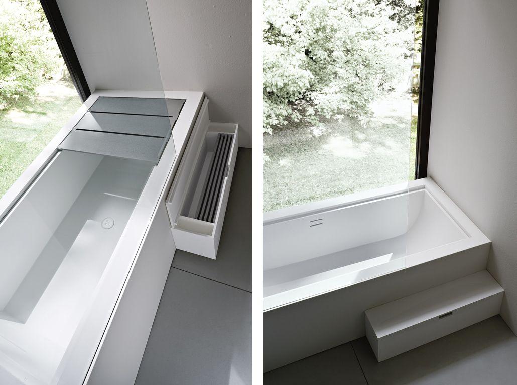 Bagno E Doccia Insieme.Vasca E Doccia Insieme Rexa Design Bagni Co Nel 2019 Bathtub