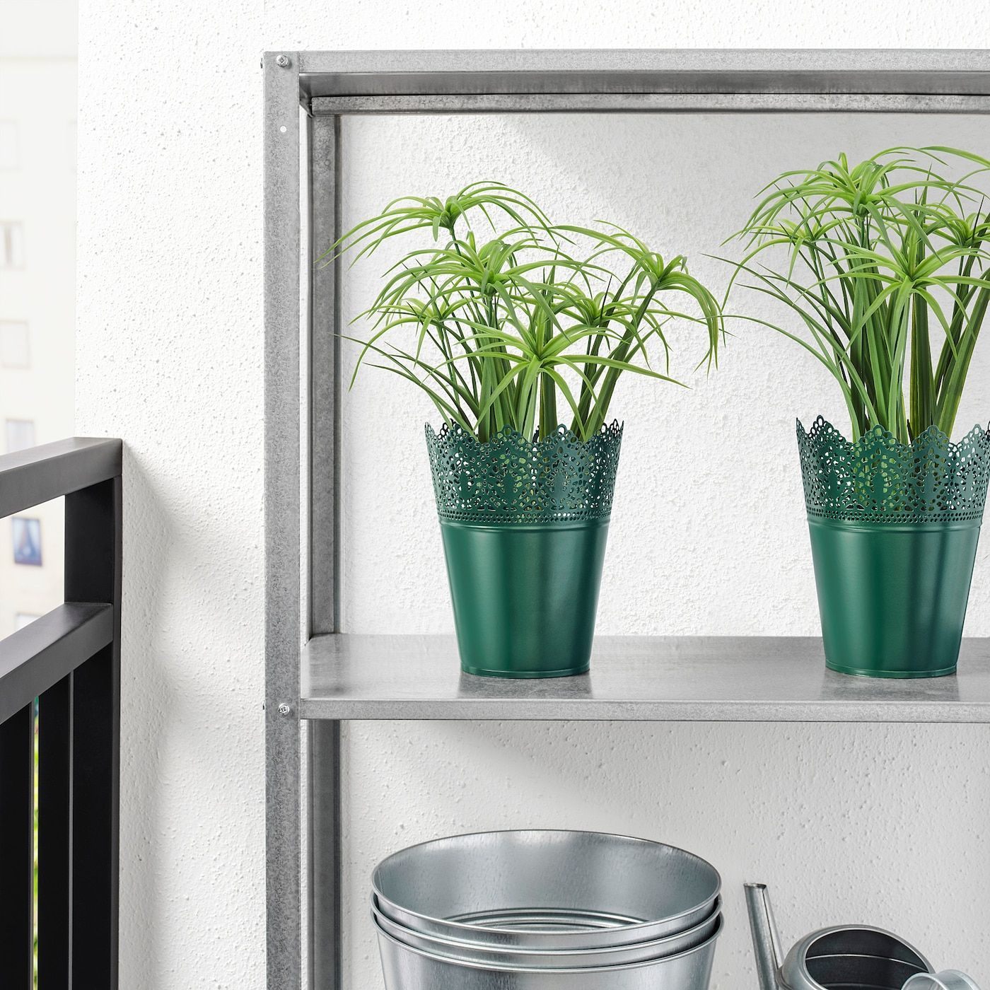 Skurar Plant Pot Indoor Outdoor Dark Green Ikea In 2020 Potted Plants Indoor Plant Pots Plants