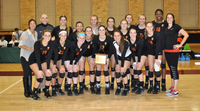 Ivy Co Champ Princeton Falls 3 1 In Thrilling Ncaa Playoff Match At Harvard Women Volleyball Volleyball Team Athlete