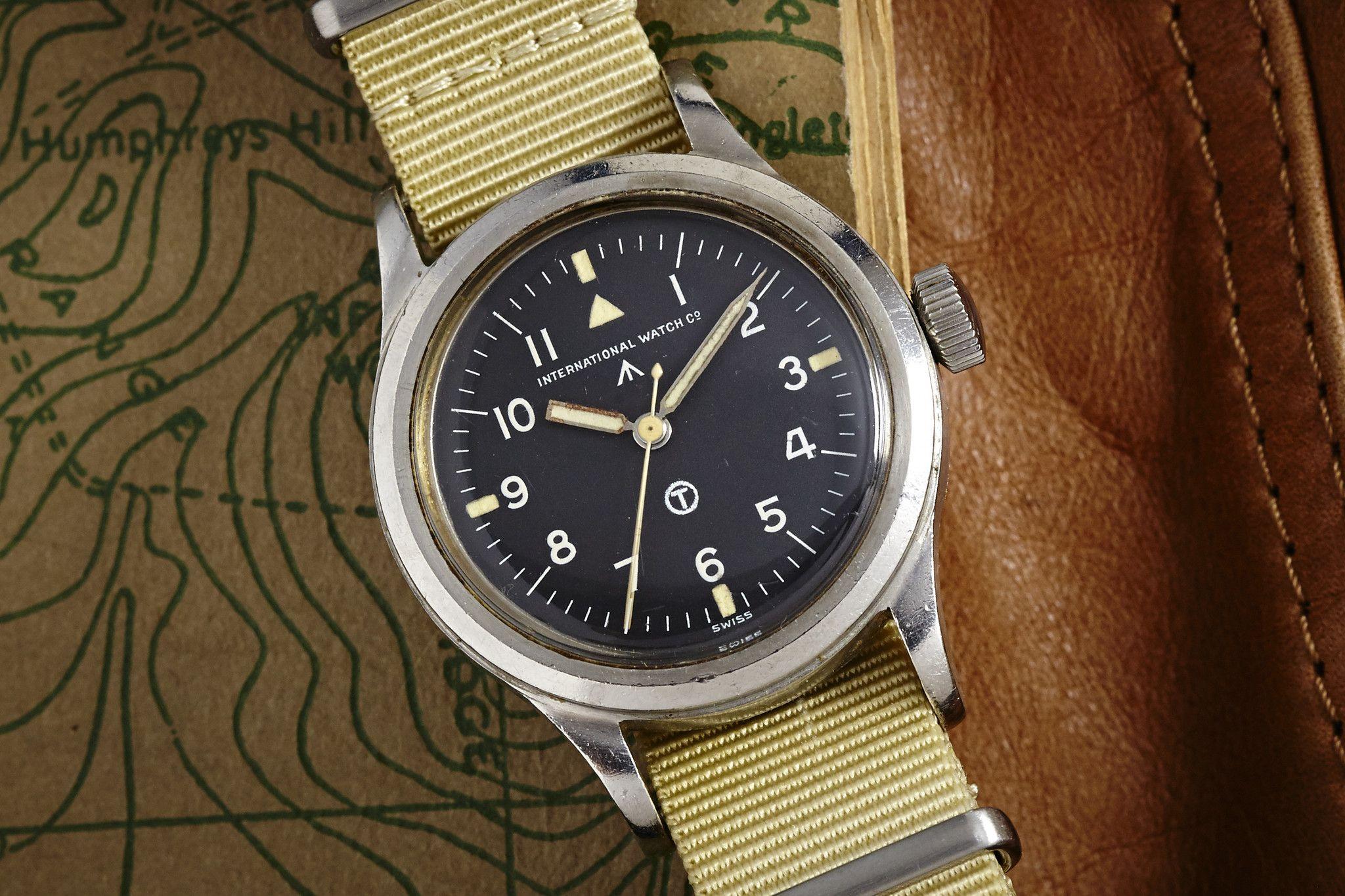 8f27d4c2721 IWC Mark 11 Antique Watches