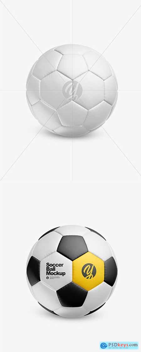 Download Soccer Ball Mockup 44602