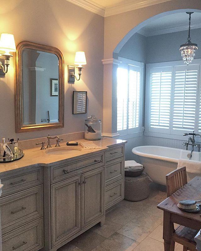 New Master Bath Cabinet Ideas