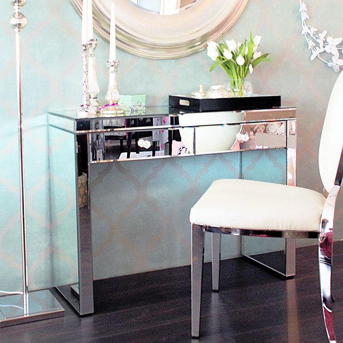 Klassischer Verspiegelter Schminktisch   Pure Velvet Möbel Online    Interior U0026 Home Decoration Moebel Wien
