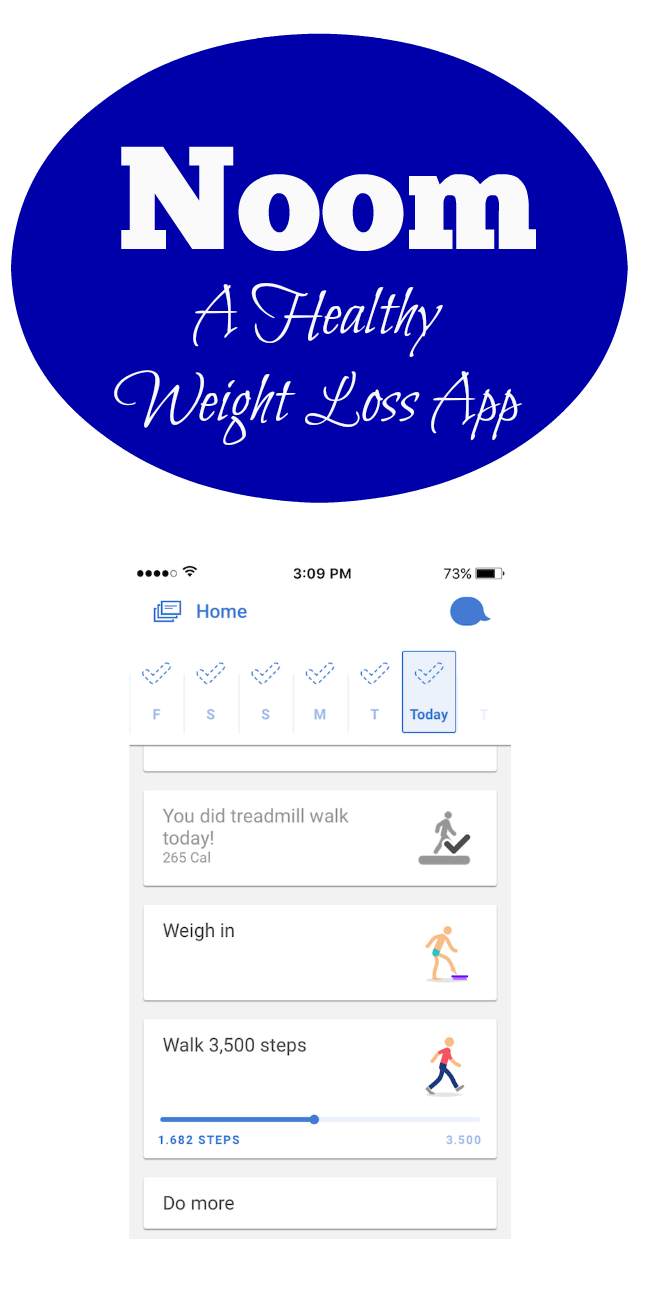 Noom is like having your own personal weight loss coach! #ad | Lose