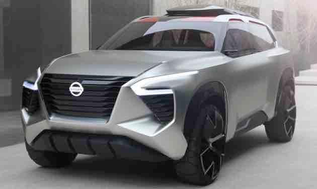 2021 Nissan Rogue in 2020 Nissan rogue, Nissan, Nissan