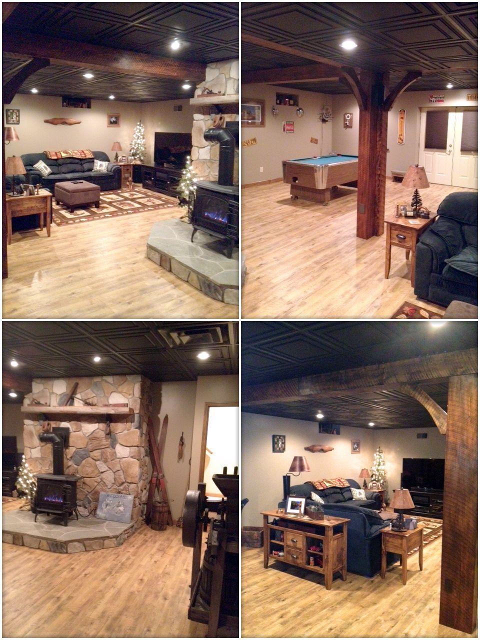 Basement built in cubbies basementroom