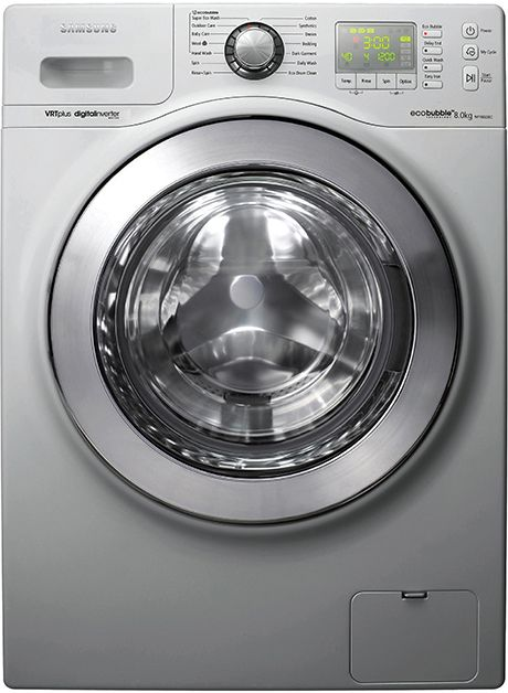 Samsung Ecobubble Washer 8kg Slim Wf1802xeu Jpg Vintage Washing