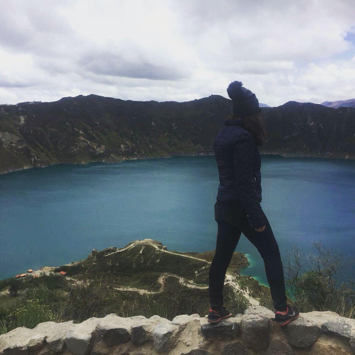 Circuito Quilotoa : Quilotoa #ecuador mis viajes pinterest ecuador mi viaje y turismo