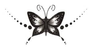 Butterfly Tattoo Design by babydeb98 on DeviantArt