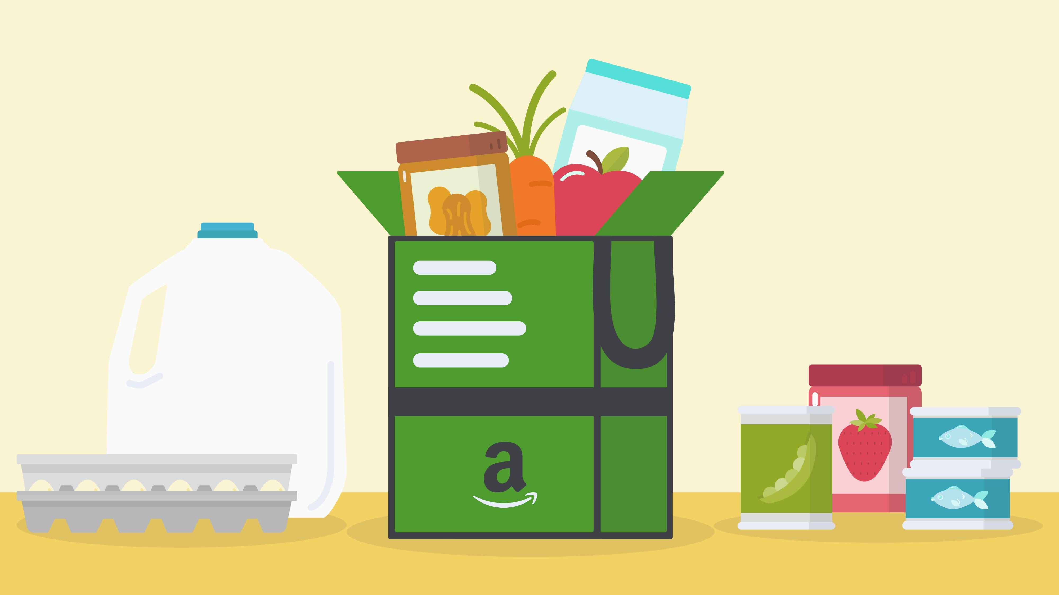 How does Amazon Fresh works All you need to know