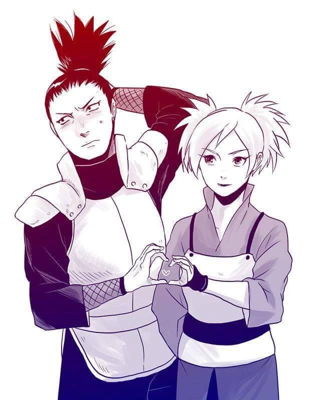 Shikamaru and Temari |...