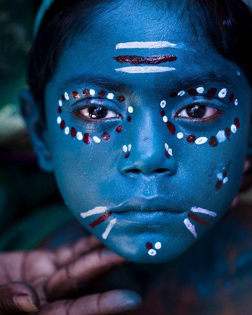 Little Kali - Makeover by Mahesh Balasubramanian India