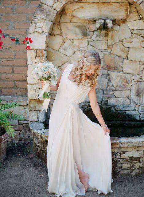 Vestidos de novia sencillos ¡40 INCREÍBLES ALTERNATIVAS!