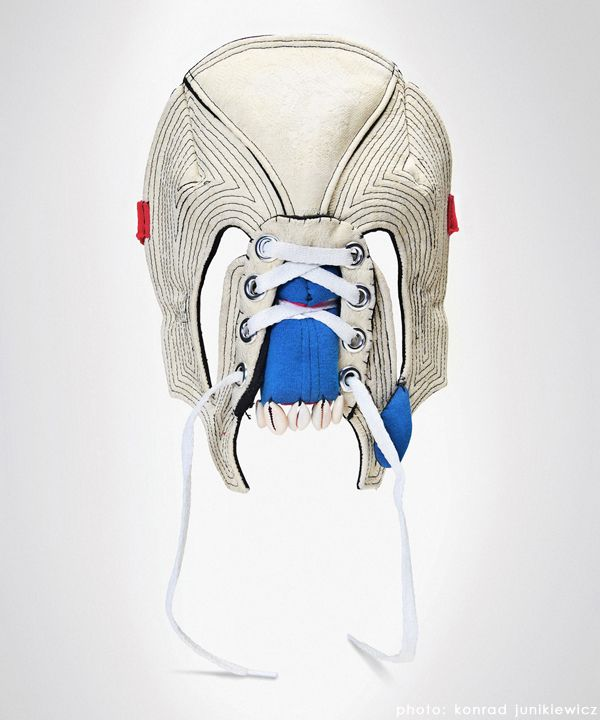 Shin Murayama - Shoe Face