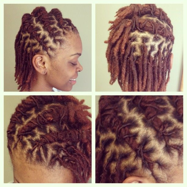 Sensational 1000 Images About Coiffure Locks On Pinterest Locs Black Women Short Hairstyles Gunalazisus