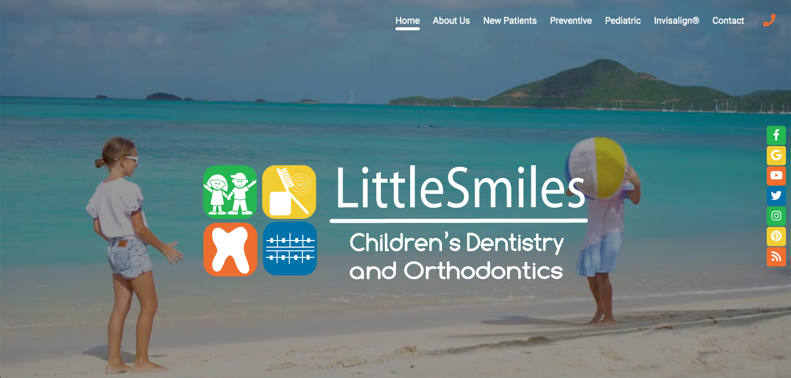 sesamewebdesign psds dual dental ortho responsive