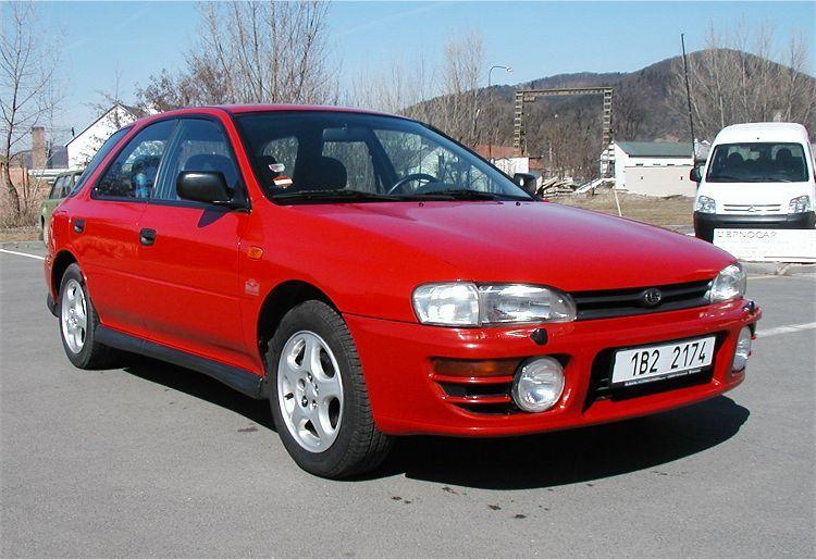 Subaru Impreza 2.0 Sportkombi Subaru impreza, Impreza