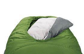 Sierra Designs 3 Seaon 800 Dridown Backcountry Bed Sleeping Bag