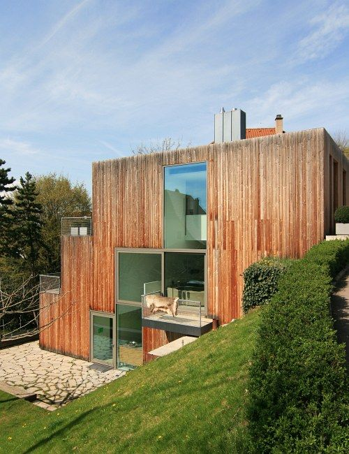Haus am Steilhang / Stuttgart | Houses to die for ...