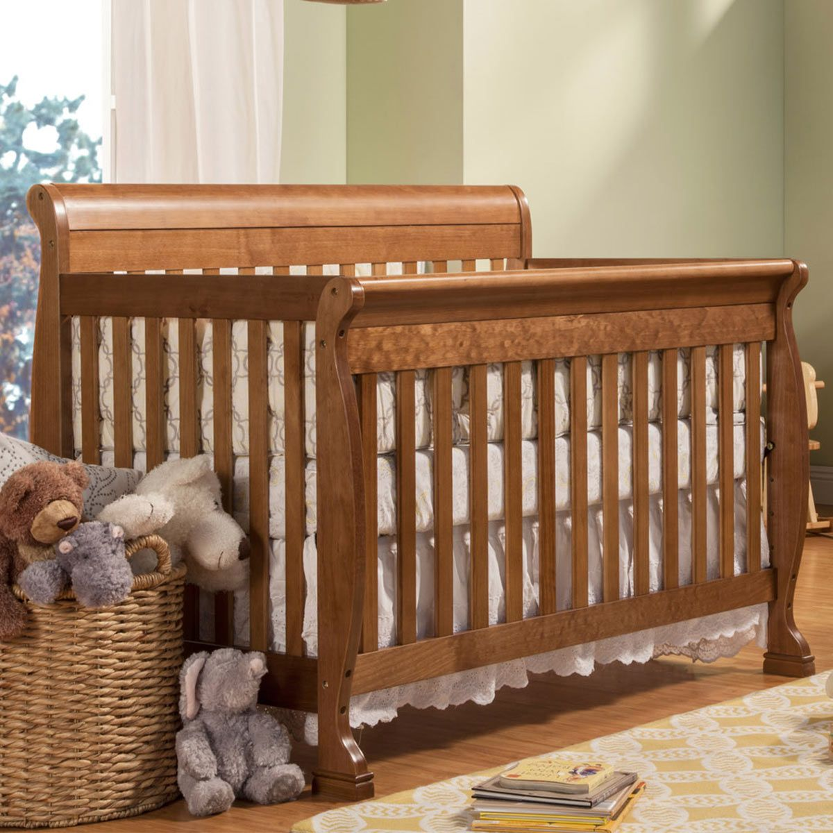 rail baby in cribs resize crib toddler kit kalani bed with convertible davinci piedmont conversion