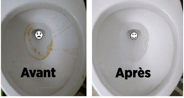 comment nettoyer les toilettes id es d coration id es. Black Bedroom Furniture Sets. Home Design Ideas