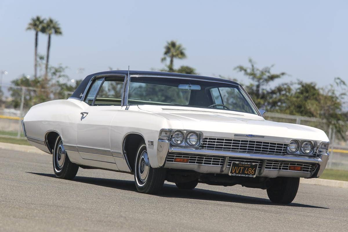 1968 Chevrolet Caprice Formal Top Coupe Chevrolet Chevy Caprice Classic Classic Cars