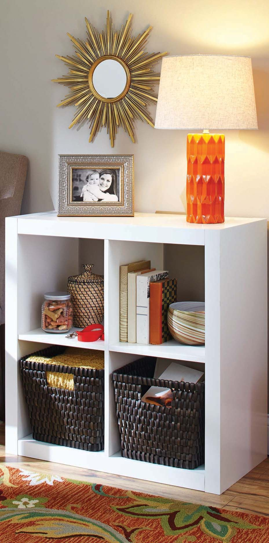 Small Space Organization For Every Corner In Your Home Shop Cube Organizers From Better Homes