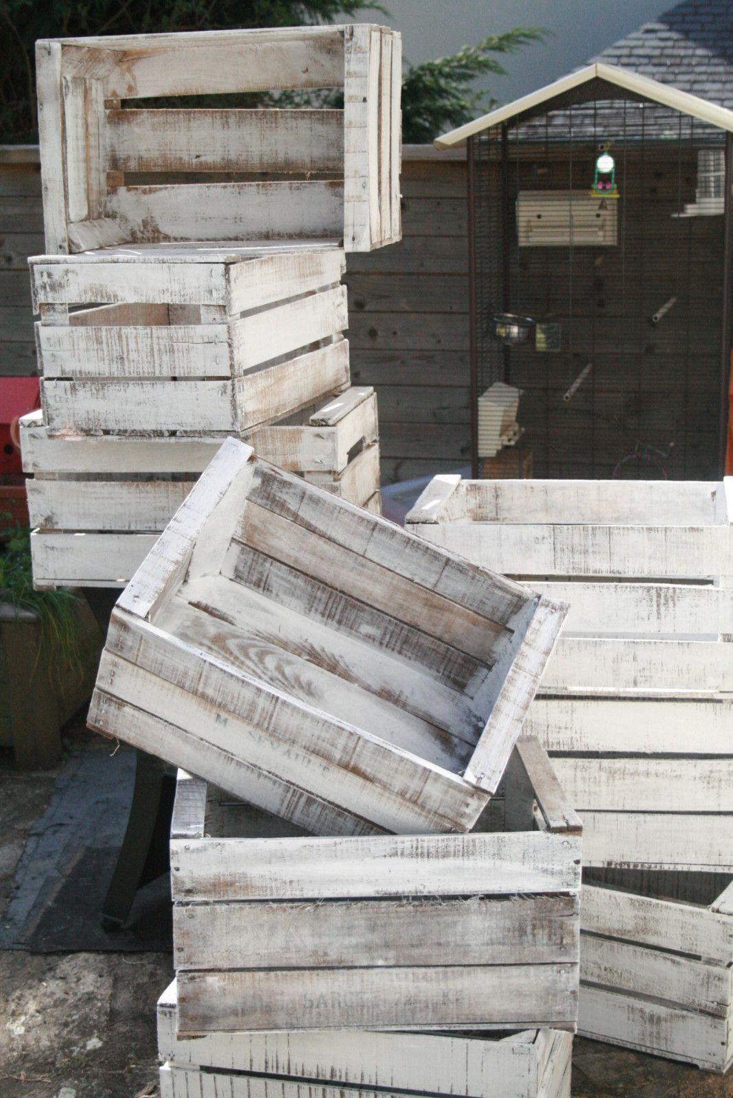 caisses pommes en 2019 meubels wood crates storage. Black Bedroom Furniture Sets. Home Design Ideas