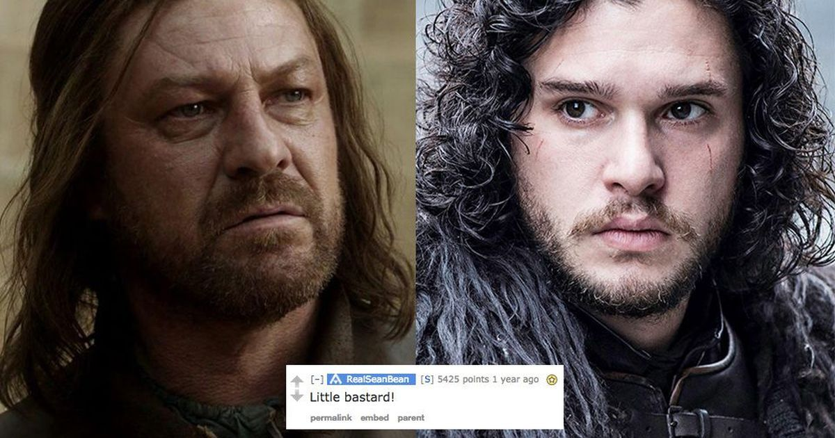 Turns out Ned Stark revealed the truth about Jon Snow years ago