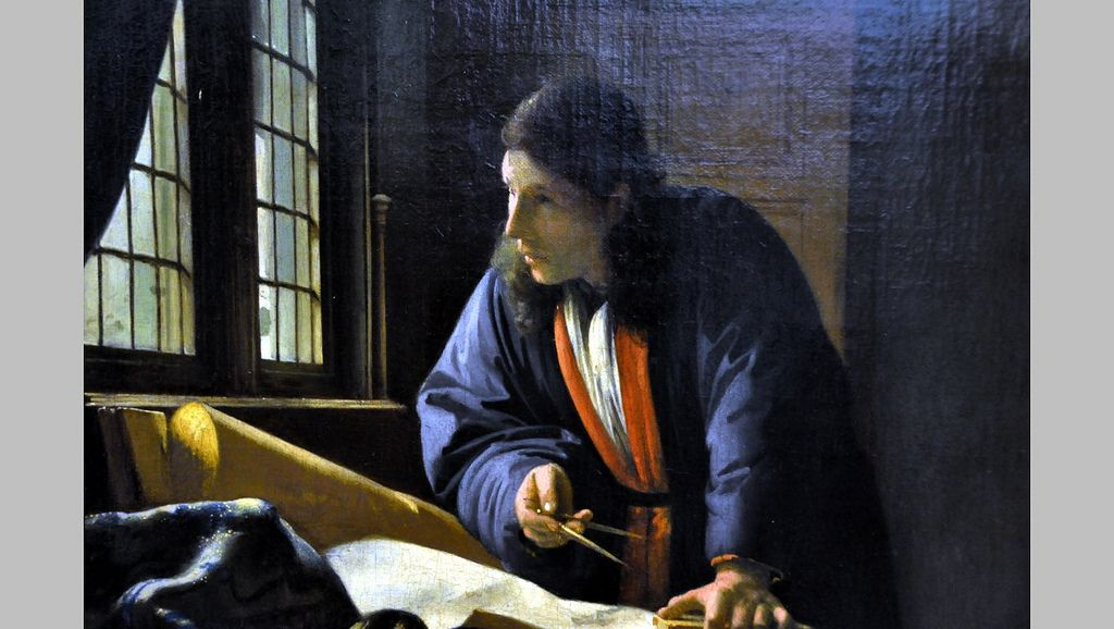 https://flic.kr/p/76fope | 2009_1003_132712AA  Frankfurt -  Vermeer | Johannes Vermeer (1632-1675) -  -The Geographer. Detail. 1669. Städelsches Kunstinstitut, Frankfurt.