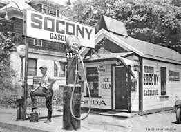 Image result for CLASSIC VINTAGE AMERICAN GAS STATIONS