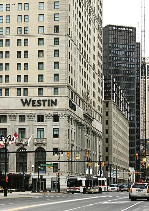 Westin Book Cadillac Detroit Hotels