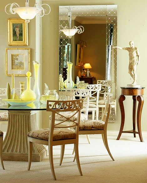 30 Elegant Traditional Dining Design Ideas Dwelling Decor: Designer Jan Showers's Sophisticated Dallas Home
