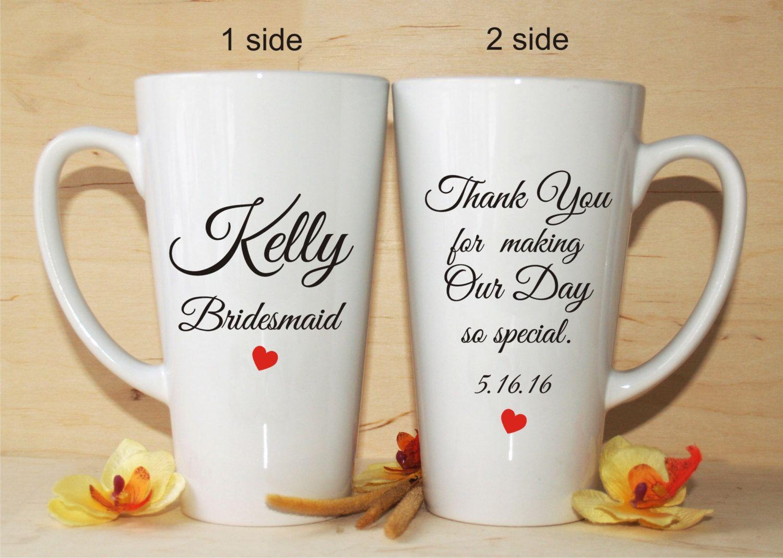 Bridesmaid mug-Bridesmaid gift-Bridesmaid gift ideas-Bridesmaid ...