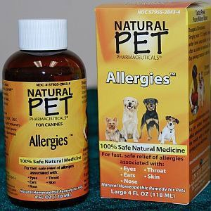 Natural Pet Allergies For Dogs 4 Ounces By King Bio 11 29 Serving Size 4 Ounces Liquid For Fast Relief Of Dog Allergies Natural Pet Natural Pet Remedies