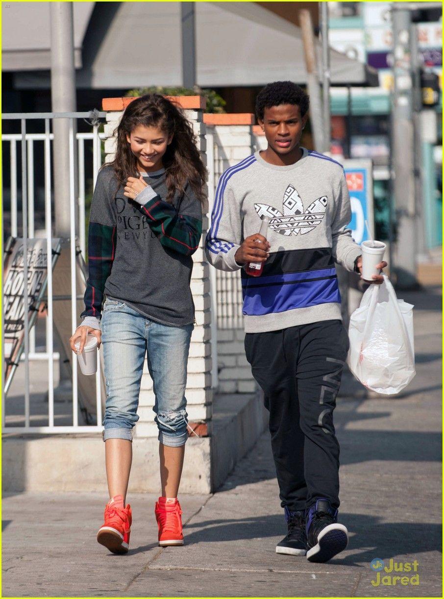 is trevor jackson and zendaya dating 2015