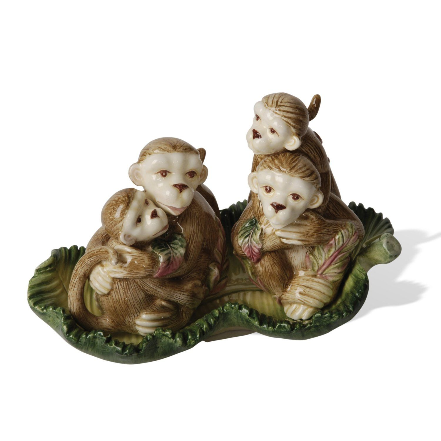 Monkey Salt & Pepper Shakers Amazon