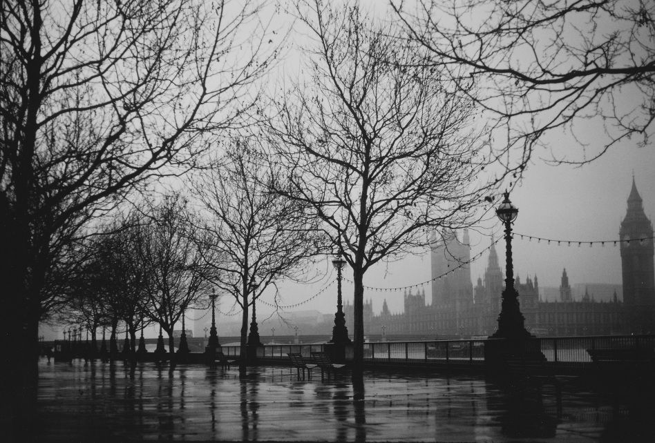 Houses Of Parliament Photographed By Anthony Sargeant In 1965 Houses Of Parliament Landscape Photography Landscape