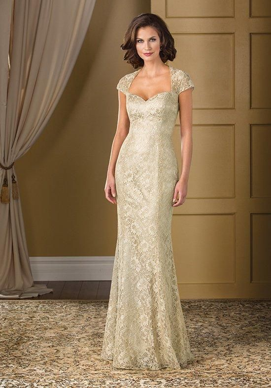 Jade Couture K178018 madre del vestido de novia - The Knot ...